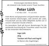 Peter Lüth