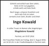 Ingo Kowald