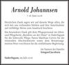 Arnold Johannsen