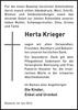 Herta Krieger
