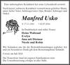 Manfred Usko