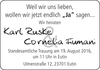 Karl Ruske Cornelia Fiumani