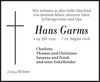 Hans Garms
