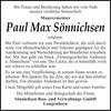 Paul Max Sönnichsen