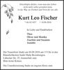 Kurt Leo Fischer