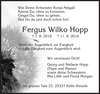 Fergus Wilko Hopp