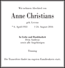 Anne Christians