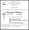 Hartmut Moßner