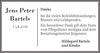 Jens Peter Bartels