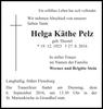 Helga Käthe Pelz