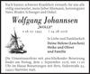 Wolfgang Johannsen
