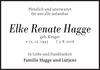 Elke Renate Hagge