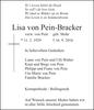 Lisa von Pein-Bracker
