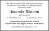 Amanda Rönnau