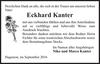 Eckhard Kanter