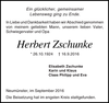 Herbert Zschunke