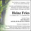 Heinz Fries