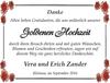 Vera und Erich Zander