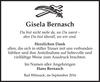 Gisela Bernasch