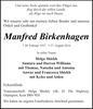 Manfred Birkenhagen