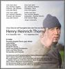 Henry Heinrich Thoms