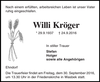 Willi Kröger