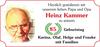 Heinz Kammer