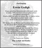 Erwin Gedigk