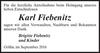 Karl Fiebenitz