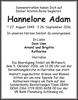 Hannelore Adam