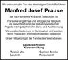 Manfred Josef Prause