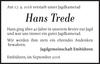Hans Trede