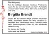 Birgitta Brandt