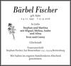 Bärbel Fischer