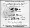 Ruth Frank