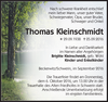 Thomas Kleinschmidt