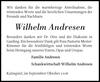Wilhelm Andresen