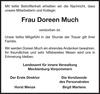 Frau Doreen Much