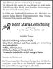 Edith Maria Gottschling