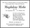 Magdalene Miehe