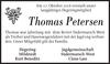 Thomas Petersen