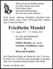 Friedhelm Mandel