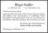 Birgit Seidler