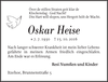 Oskar Heise