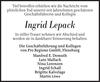 Ingrid Lepack