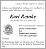 Karl Reinke