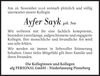 Ayfer Sayk