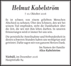 Helmut Kabelström
