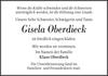 Gisela Oberdieck