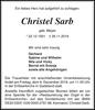 Christel Sarb